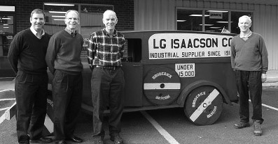 L.G. Isaacson Co. - Mill & Industrial Supplies
