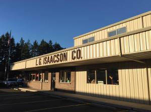 L.G. Isaacson Tumwater Branch 2140 Mottman RD SW Tumwater, WA 98512 Phone: (360) 754-6020