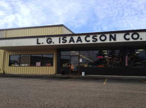 L.G. Isaacson Aberdeen Branch 2301 Commerce St Aberdeen, WA 98520 PO Box 127 Phone: (360) 532-3362