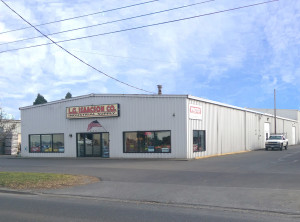 L.G. Isaacson Longview Branch 1331 Industrial Way PO Box 1516 Longview, WA 98632 Phone: (360) 425-3620
